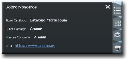 Catalogo online de accesorios de microscopia electronica de barrido y transmision