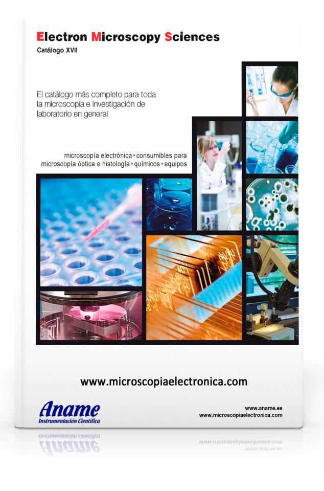 Todo el consumible de microscopia electronica