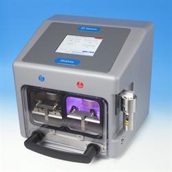 Hidrofilizacion de rejillas TEM mediante glow discharge