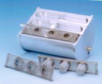 Soporte de muestras secador por punto critico E3100