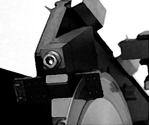 cortadoras para preparar muestras para el microscopio electronico